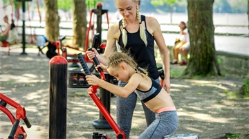 Fitness and fatness in Finnish teens